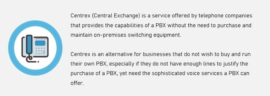 PBX Solutions - Centrex