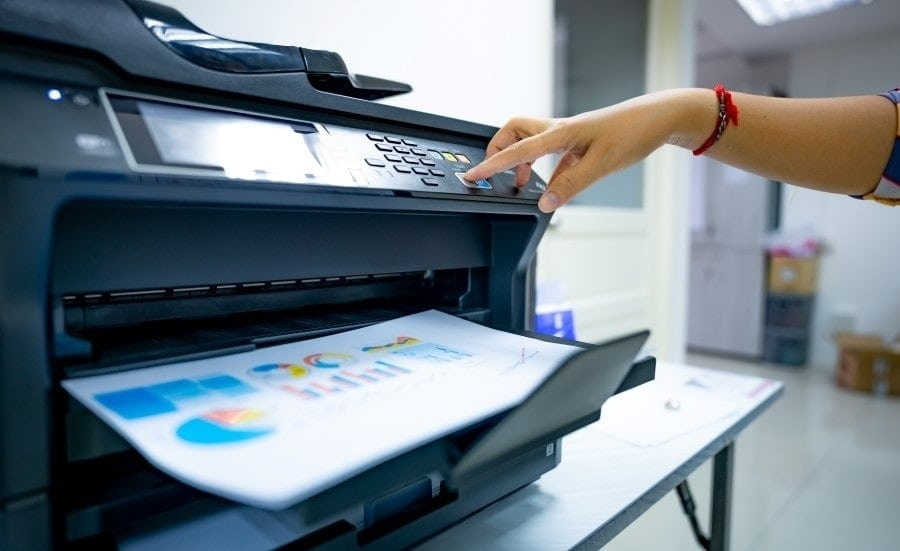 What is a Multifunction Printer (MFP)